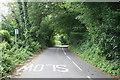 TQ1461 : Heath Road by Hugh Craddock