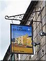 NT9304 : Sign for The Star Inn, Harbottle by Mike Quinn