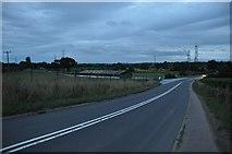 ST0209 : Mid Devon : Five Bridges B3181 by Lewis Clarke