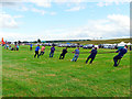 NY6066 : Tug of War at Gilsland Show by Rose and Trev Clough