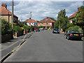 SU8755 : Ashley Road, Farnborough by Alan Hunt