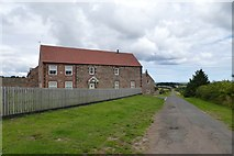 NU0541 : Houses at Mount Hooley by DS Pugh