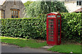 ST5422 : Telephone Call Box, Limington by Rossographer