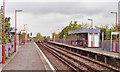 TQ1769 : Hampton Wick station by Ben Brooksbank