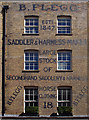 TQ3081 : 'Ghost sign', Monmouth Street, Covent Garden by Julian Osley
