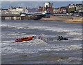 SD3035 : Inshore lifeboat, Blackpool by Ian Taylor
