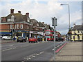 TQ3865 : Road Junction, West wickham by Richard Rogerson