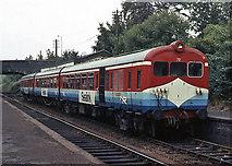 "J3582 : ""Sealink"" set at Whiteabbey - 1983 by The Carlisle Kid"