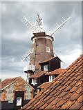 TG0444 : Cley Windmill by Helen Steed