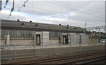 TQ2282 : Engine shed, Willesden Junction by N Chadwick