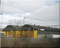 TQ2282 : Engine sheds, Willesden Junction by N Chadwick