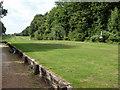 TQ2834 : 18th tee, Tilgate Forest Golf Centre by Robin Webster