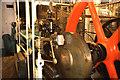 SU1688 : J Arkell & Sons Ltd,  Brewery - steam engine by Chris Allen