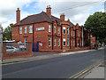 SP1283 : Acocks Green Police Station, Yardley Road by Robin Stott