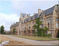 SP5105 : Christ Church College, Oxford by David Hallam-Jones