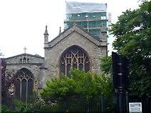 TQ2475 : All Saints Church, Putney Bridge Approach SW6 by Robin Sones