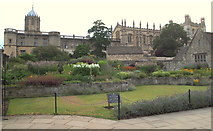 SP5105 : Christ Church, Oxford by David Hallam-Jones