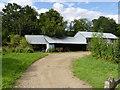 SK8632 : Sawmill at Denton by Alan Murray-Rust