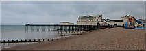 SZ9398 : Bognor Regis pier by Oast House Archive