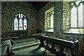 TF3394 : Interior of the Church of St Bartholomew, Covenham by Dave Hitchborne