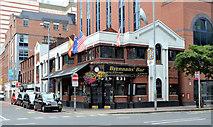 """J3373 : The """"Beaten Docket"""", Belfast (2013-2) by Albert Bridge"""