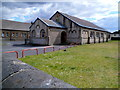 SN4500 : Guide Hall, Burry Port by Jaggery