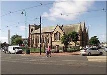 SD3347 : St. Peter's Church, Fleetwood by Philip Platt
