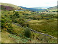 SN9720 : Dry stone walls in the Brecon Beacons by Jaggery