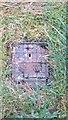 G9489 : Croaghgorm: The trig point by Richard Webb
