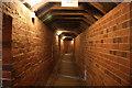 SK8932 : Service tunnel by Richard Croft