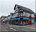 SJ4066 : Half-timbered parade, Frodsham Street, Chester by Bill Harrison