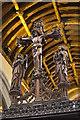 SS2511 : The Rood, Kilkhampton church by Julian P Guffogg