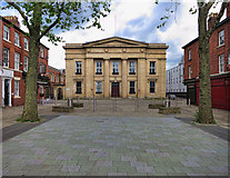 SJ8298 : Salford Town Hall by Peter McDermott