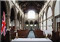 TQ3289 : St Philip the Apostle, South Tottenham - West end by John Salmon