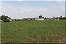 SU6615 : Glidden Farm buildings by Peter Facey