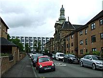 NS5566 : Burgh Hall Street by Thomas Nugent