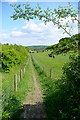 SU8386 : Footpath to Marlow by Graham Horn