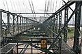 ST3186 : Newport Transporter Bridge - top level by Chris Allen