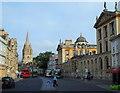 SP5106 : High Street, Oxford by David Hallam-Jones