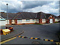 SN4400 : The Health Centre, Burry Port by Jaggery