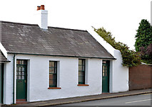 J4569 : Cottages, Comber (2013-2) by Albert Bridge