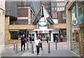NT2574 : Entrance to St James Centre, Edinburgh by Jim Barton