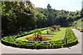 NZ6620 : The Italian Garden by John M