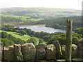 SK2692 : Agden Reservoir and High Bradfield by Dave Pickersgill