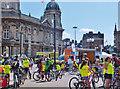 TA0928 : Queen Victoria Square, Kingston upon Hull by Bernard Sharp