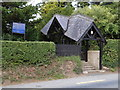 N8725 : Lych gate at St Michael and all Angels Church by Ian Paterson
