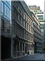 TQ3381 : Billiter Street, City of London by Jim Osley