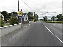 C3402 : R265 road, Porthall by Kenneth  Allen