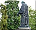 J3372 : Lord Kelvin's statue, Belfast (2013-2) by Albert Bridge