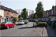 SU4212 : Radcliffe Road, Northam by Peter Facey